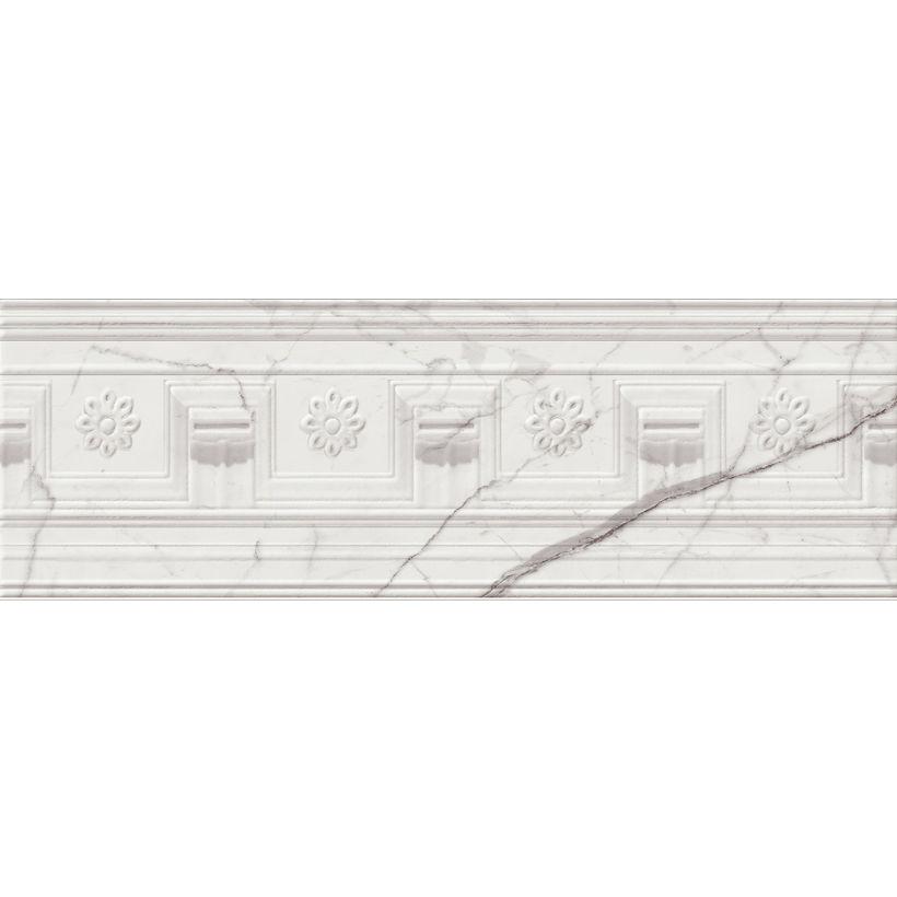 ITALON Шарм Эво Статуарио Вставка Арти-3 25x75  Глянцевая