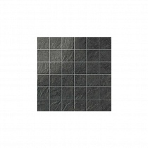 Heat Steel Mosaic
